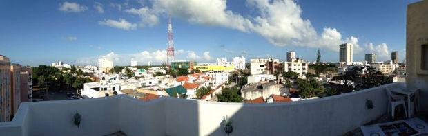 Terrace downtown Cancun Avenida Bonampak
